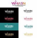 WHASN Women's Health Associates of Southern Nevada Logo - Entry #19
