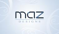 Maz Designs Logo - Entry #182