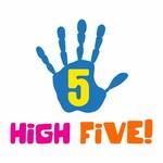 High 5! or High Five! Logo - Entry #93