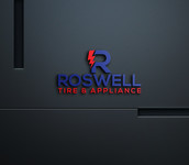 Roswell Tire & Appliance Logo - Entry #65