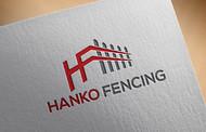 Hanko Fencing Logo - Entry #201
