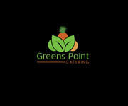 Greens Point Catering Logo - Entry #117