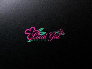 Local Girl Aesthetics Logo - Entry #165