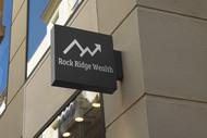 Rock Ridge Wealth Logo - Entry #454