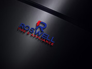 Roswell Tire & Appliance Logo - Entry #67