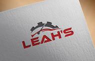 Leah's auto & nail lounge Logo - Entry #42