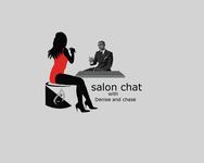 """""""Salon Chat"""" Logo - Entry #37"""