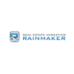 Real Estate Marketing Rainmaker Logo - Entry #45