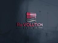 Revolution Fence Co. Logo - Entry #132
