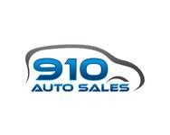 910 Auto Sales Logo - Entry #16