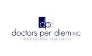 Doctors per Diem Inc Logo - Entry #157