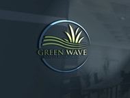 Green Wave Wealth Management Logo - Entry #86