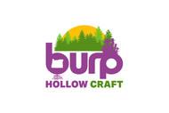 Burp Hollow Craft  Logo - Entry #320