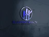 Blueprint Wealth Advisors Logo - Entry #495