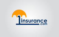 1insurance.com Logo - Entry #10