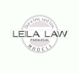 Leila Law Logo - Entry #73