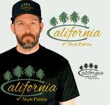 California Style Palms Logo - Entry #33