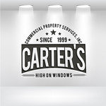 Carter's Commercial Property Services, Inc. Logo - Entry #96
