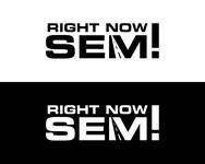 Right Now Semi Logo - Entry #2
