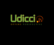 Udicci.tv Logo - Entry #130
