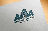 Arkfeld Acres Adventures Logo - Entry #107