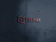 Premier Accounting Logo - Entry #58
