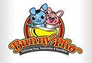 Bunny Pho Logo - Entry #55