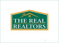 The Real Realtors Logo - Entry #96