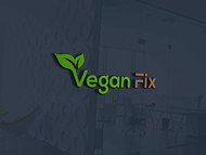 Vegan Fix Logo - Entry #254