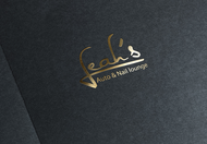 Leah's auto & nail lounge Logo - Entry #56