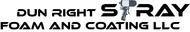 Dun Right Spray Foam and Coating LLC Logo - Entry #29