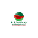 In & Out Foods and Logistics LLC Logo - Entry #3