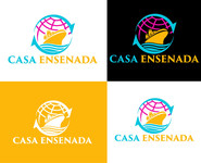 Casa Ensenada Logo - Entry #54