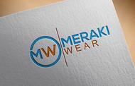 Meraki Wear Logo - Entry #48