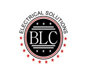 BLC Electrical Solutions Logo - Entry #333