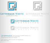 Letterman White Consulting Logo - Entry #79