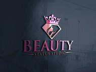 Beauty Status Studio Logo - Entry #136