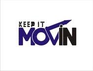 Keep It Movin Logo - Entry #191