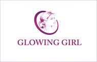 Glowing Gal Logo - Entry #7