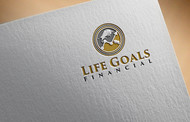 Life Goals Financial Logo - Entry #248