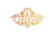 icarenails Logo - Entry #38