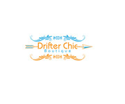 Drifter Chic Boutique Logo - Entry #111