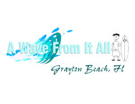 A Wave From It All Logo - Entry #29