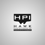 Hawk Private Investigations, Inc. Logo - Entry #37