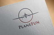 PlaneFun Logo - Entry #122