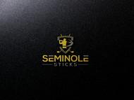 Seminole Sticks Logo - Entry #34