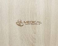 Medical Waste Services Logo - Entry #133