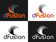 dFusion Logo - Entry #158