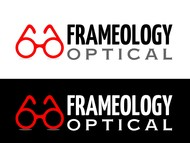 Frameology Optical Logo - Entry #108
