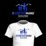 The Forever Family 5K Logo - Entry #18